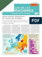 Le Monde. Atlas de Las Migraciones p. IV