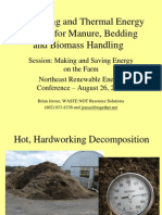 Composting and Thermal Energy Systems