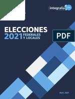 Primer Reporte Electoral Integralia 2021