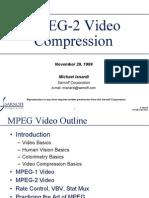 mpeg-2VideoCompression