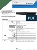 Datasheet TV-P5016