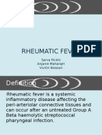 Rheumatic Fever Tres
