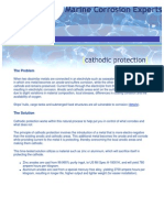 Principles of Cathodic Protection