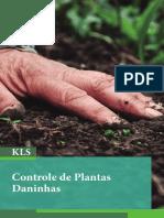 Controle de Plantas Daninhas