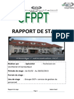Amine Amal-rapport de stage