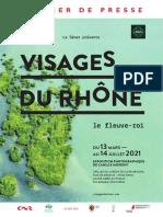 Exposition Visages Du Rhône