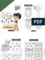 Cuadernillo Matematico de Primer Grado