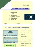 IUT Toulon Ue2a-Pde Ch2 - Appareillages Élec