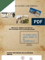 PRESENTACION   GRADO 6º agosto -2020