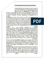 ANÁLISIS DE LA VIDA BREVE DE JUAN CARLOS ONETTI