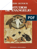 Kupdf.net Leon Dufour Xavier Estudios de Evangelio Analisis Exegetico de Relatos y Parabolas 2 Ed Cristiandad 1982 366pp