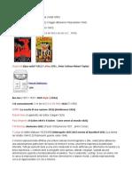 lista film