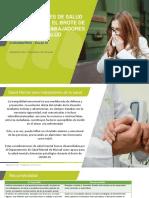 Fichas de Salud Mental Para Trabajadores de La Salud 14-03-2020