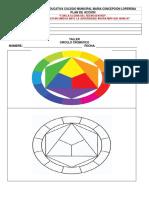 Guía 4.1 Taller Circulo Cromático