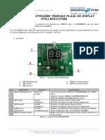 HYKJBX002PCB2 - PCI Display dos Purificadores