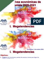 Perspectivas económicas de Guatemala 2020-2021
