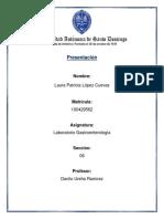 Laura Lopez 100429562. Cuestionario 4 Ictericia