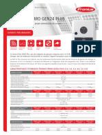 Brochure Fronius Primo Symo GEN24 Plus