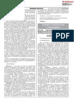 Nuevo Reglamento del Sistema Nacional de Bienes Estatales / DS Nº 008-2021-VIVIENDA