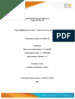Administracion de Farmacia Unidad 2 - Tarea 3 Procesos de La Dirección