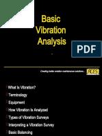 vibrations and measurments