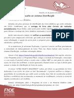 05.2020 - Consulta ao Sistema Distribuio