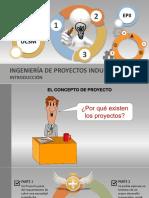 Clase 1 - Introducción a los proyectos