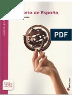 Historia de Espana Segundo de Bachillera