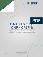 Direito Administrativo Sancionador No SFN