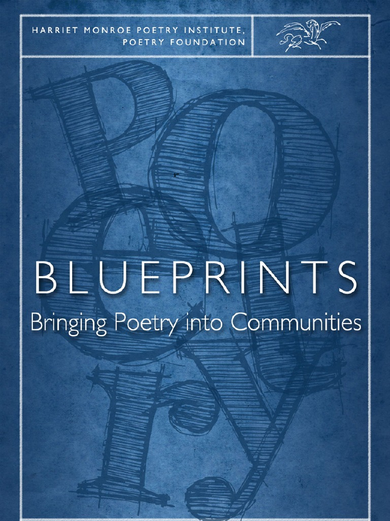 Blueprints Bringing Poetry Into Communities Poetry Translations