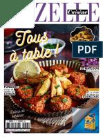Gazelle Cuisine - Spécial Dattes - N°13 2021