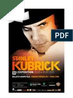 Exposition Stanley Kubrick
