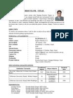 Biodata Rajendra