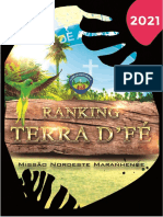 AVT - Ranking Terra D'FÉ 2021