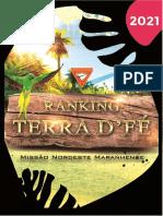 DBV - Ranking Terra D'FÉ 2021