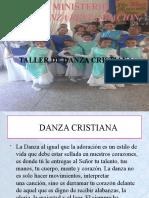 MINISTERIO DE DANZA RESTAURACION