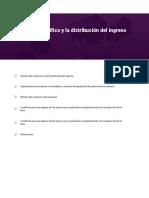 El Capital Especifico y La Distribucion Del Ingreso