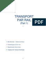 200a- Système de transport par rail