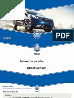 Sensor Picado-snock