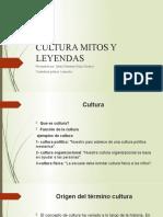 CULTURA MITOS Y LEYENDAS