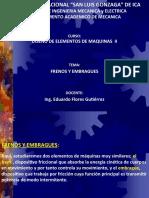 DISEÑO FRENOS y EMBRAGUES-FIME