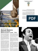 VII Circuito Flamenco Entre Naranjos y Olivos dedicado a Manuel Mairena