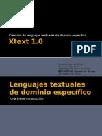 Xtext (Lenguajes de dominio específico textuales)