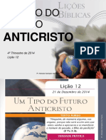 UM TIPO DO FUTURO ANTICRISTO