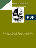 Economia Politica II. En_ Selec - Fonseca Escandon, Orlando(1)