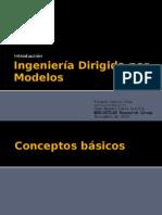 Ingeniería dirigida por modelos