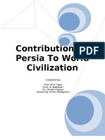 Contribution of Persia to the World Civilization.doc XP