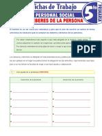 Derechos-y-deberes-de-la-persona-para-Quinto-Grado-de-Primaria