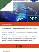 Thème 3 FACTEURS CLÉ DE L'ACCEPTATION D'UNE NOUVELLE TECHNOLOGIE PAR (1)