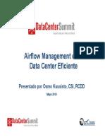 006 - 0200 p.m. Osmo_Kuusisto - Airflow Management en el Data Center